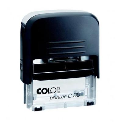 Colop Printer30 Оснастка для штампа 47х18мм черный