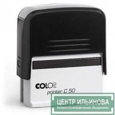 Colop Printer50 Оснастка для штампа 69х30мм черный