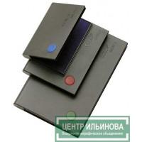 Micro 1 Настольная штемпельная подушка 50х90мм синяя