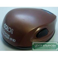 Colop Stamp Mouse R40 Оснастка мышка для печати диам. 40мм бронза (bronze)